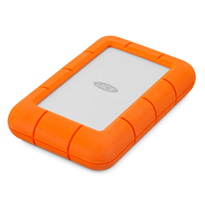 1000 GB Rugged Mini Harddisks (USB 3.0, design by Neil Poulton)