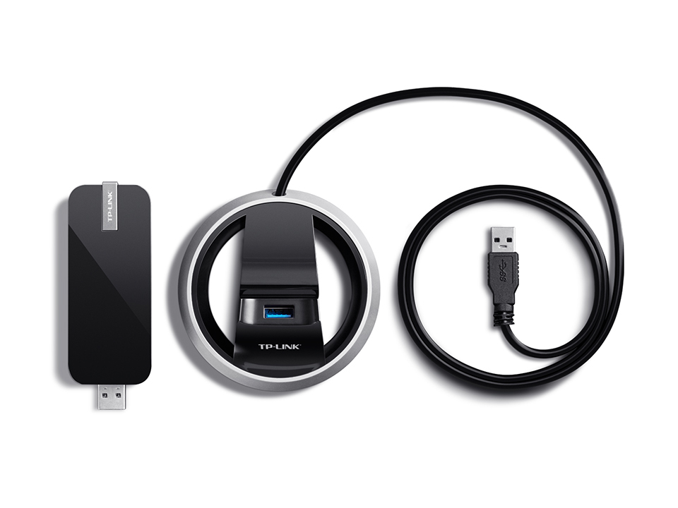 Archer T9UH Network adapter (USB 3.0, 802.11b, 802.11a, 802.11g, 802.11n, 802.11ac)