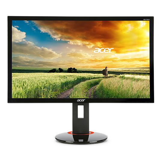 """XB270HA LED 27"""", 1920 x 1080 Full HD, 100.000.000:1, 1 ms, DisplayPort, glossy zwart"""