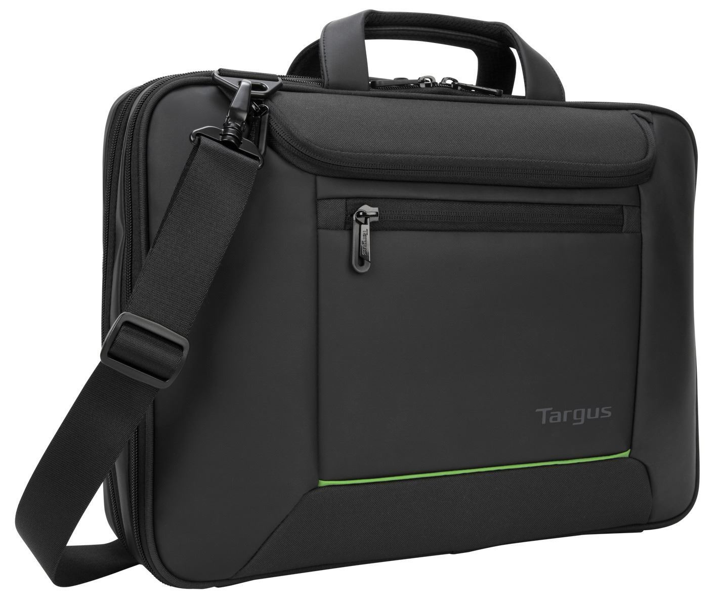 """EcoSmart Balance Briefcase (14"""", zwart)"""