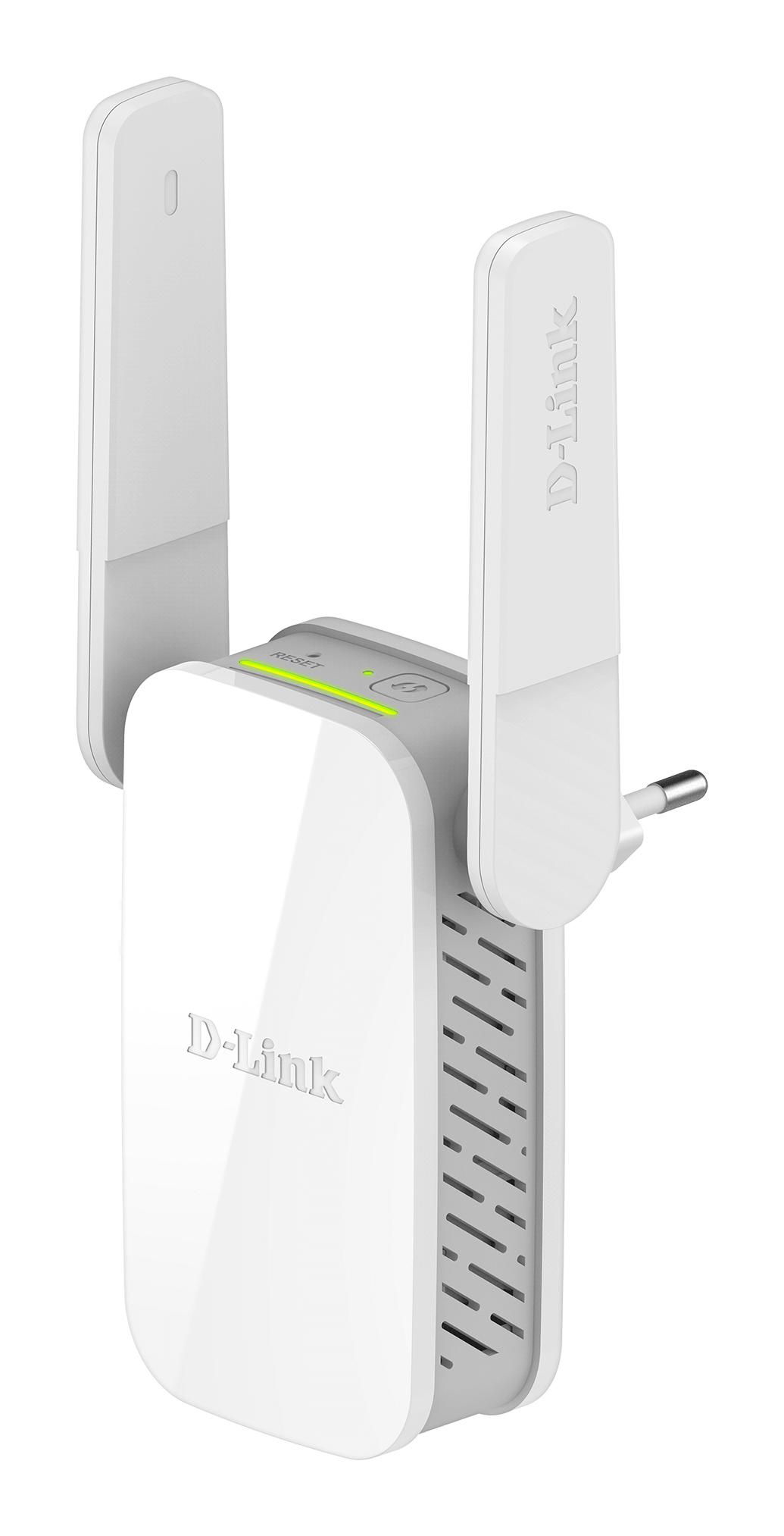 DAP-1610/E Wireless AC1200 Dual Band Range Extender (2x2 11ac, 1200 Mbps)