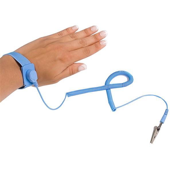 ESD Anti Static Wrist Strap Band (met aarding)