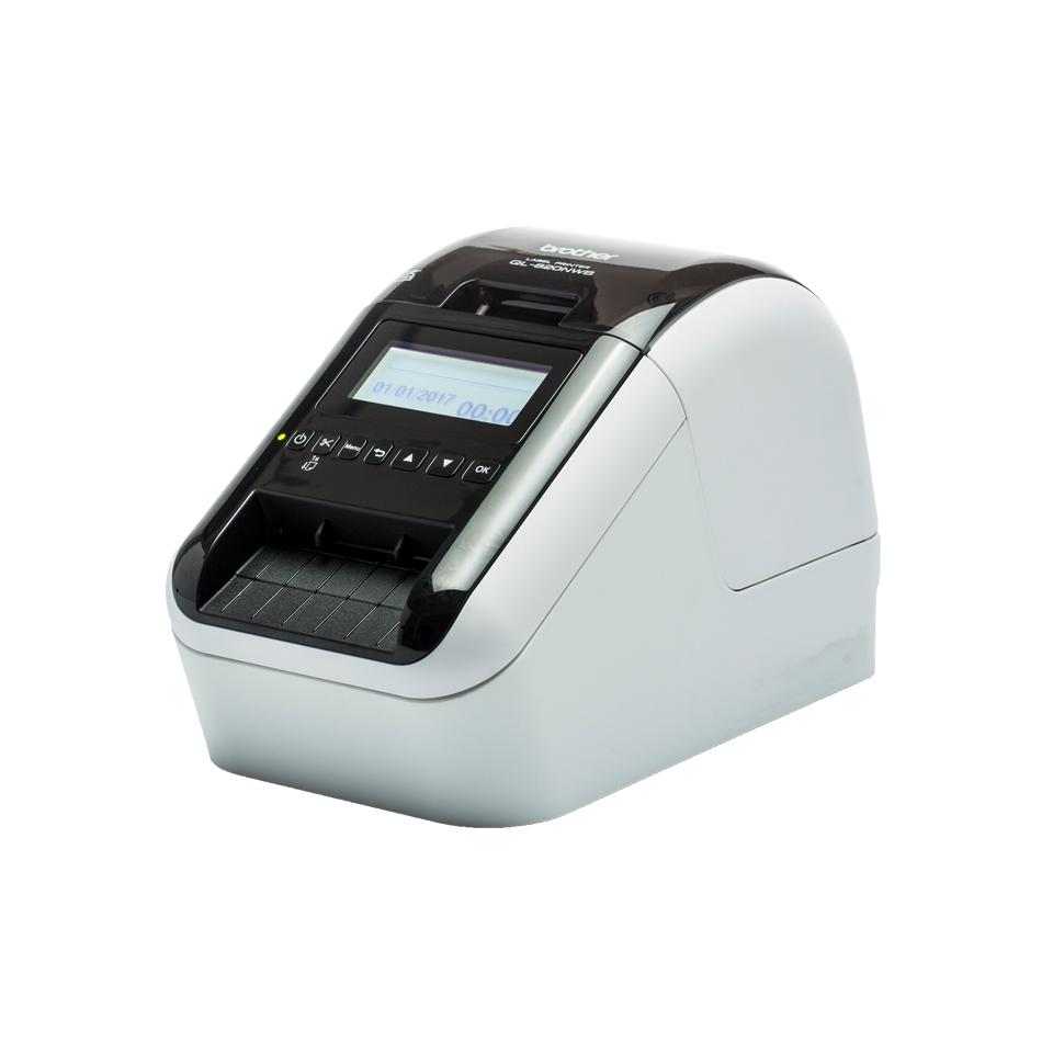QL-820NW Labelprinter (LAN en WiFi)