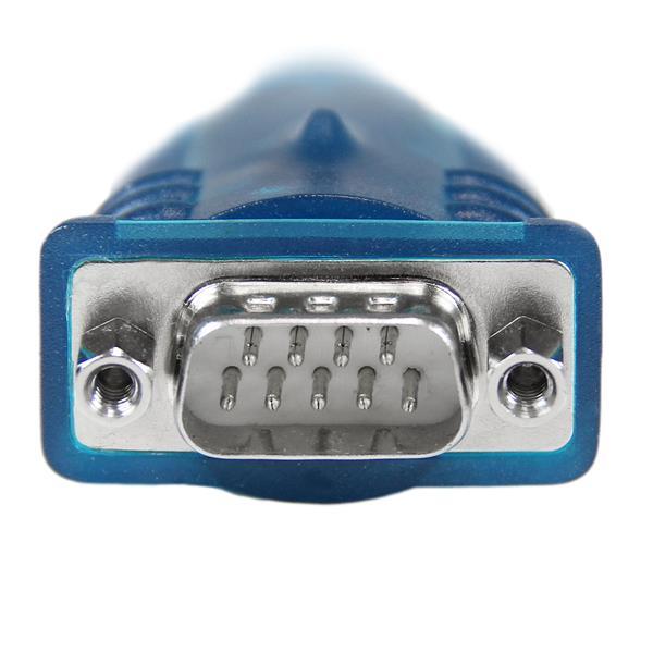 USB naar RS232 DB9 seriële adapterkabel M/M