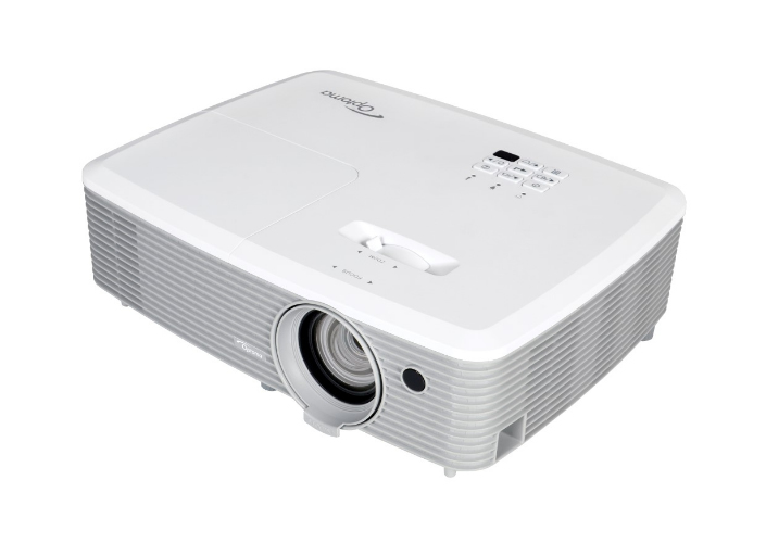 W400+ DLP-projector (3D, 4000 ANSI lumens, WXGA 1280 x 800, 16:10, HD 1080p, LAN)