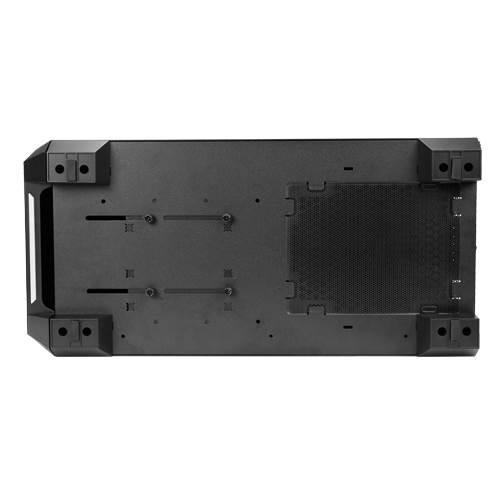 Performance P7 Silent Mid tower (ATX, USB, audio)