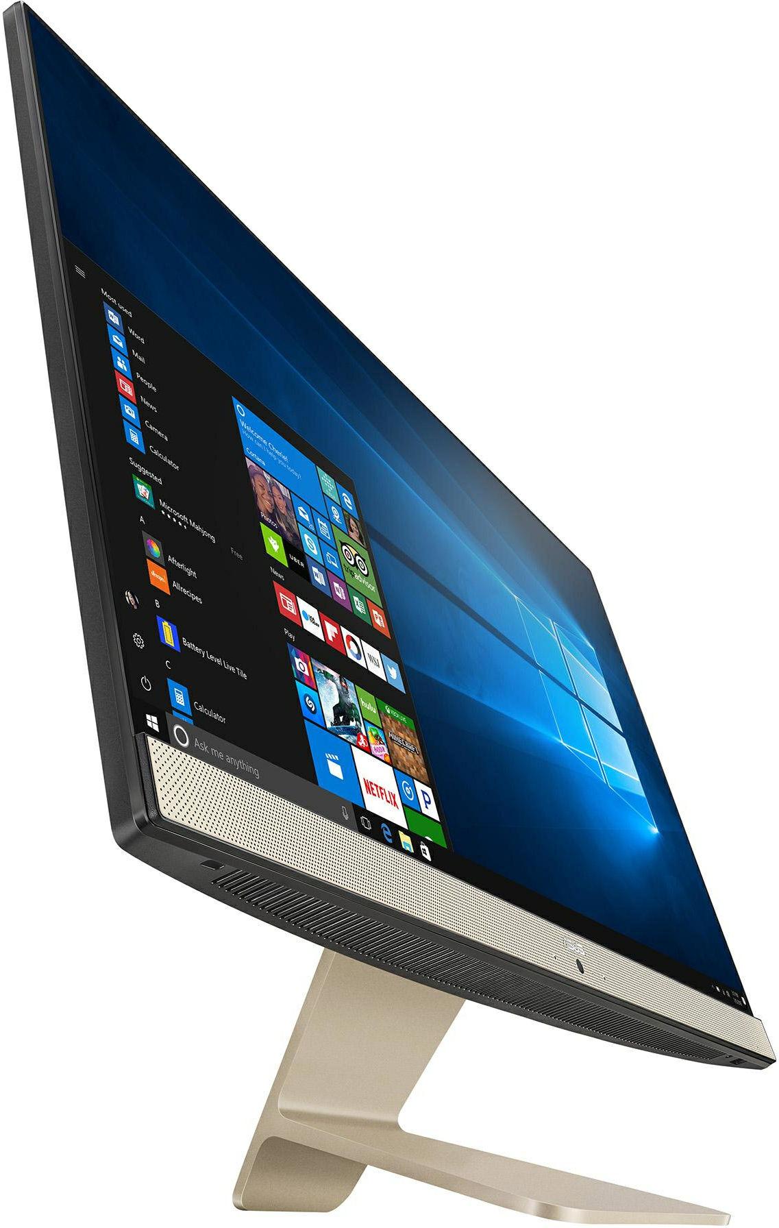 "Vivo AIO V241EAT-BA049T-BE (23,8"" Full HD touch IPS, Intel Core i7-1165G7, 16 GB DDR4, 512 GB PCIe NVMe SSD, Windows 10 Home, zwart)"