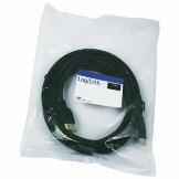 HDMI-kabel M/M (15 meter, zwart)