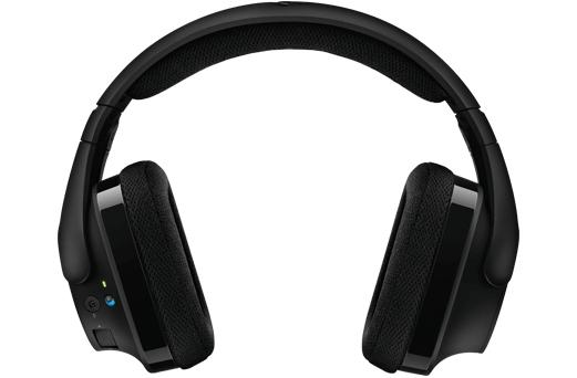 G533 Wireless DTS 7.1 Surround Gaming Headset