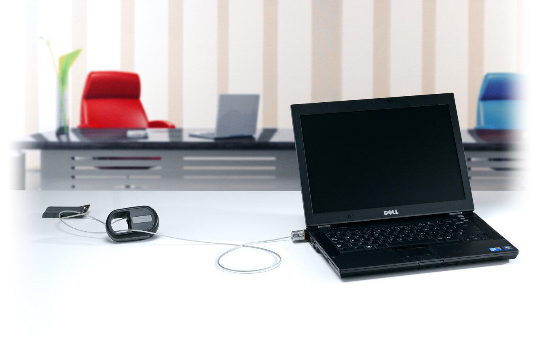 MicroSaver keyed retractable Notebooklock