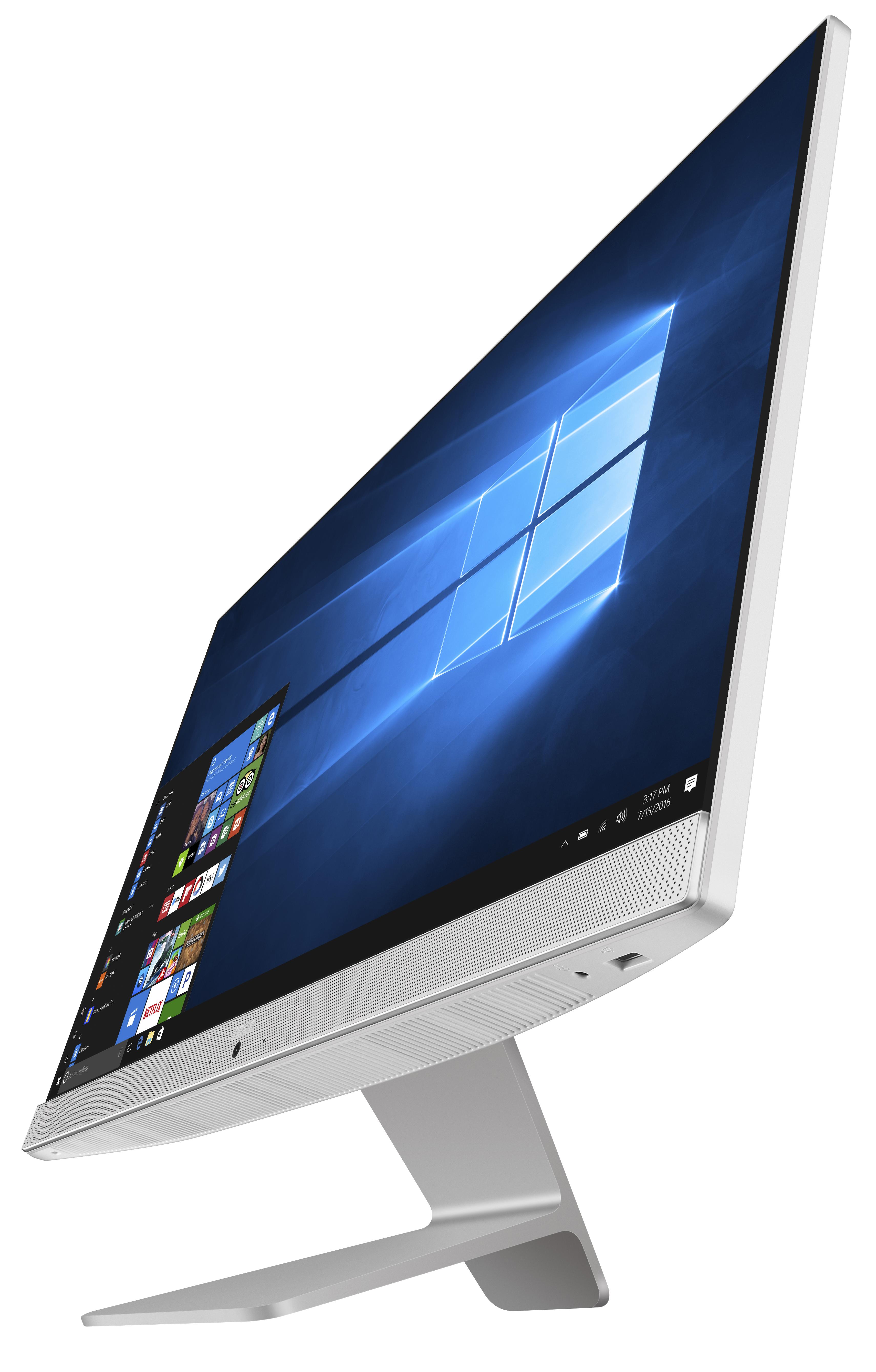"Vivo AIO V241EAK-WA119T-BE (23,8"" Full HD IPS, Intel Core i5-1135G7, 16 GB DDR4, 512 GB PCIe NVMe SSD, Windows 10 Home, wit)"