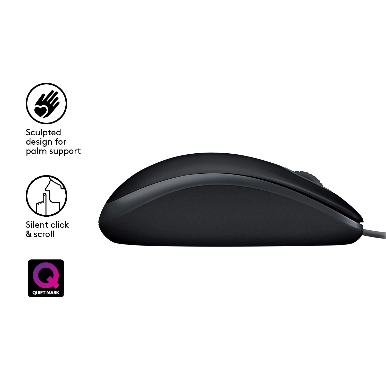B110 Silent Mouse (USB)