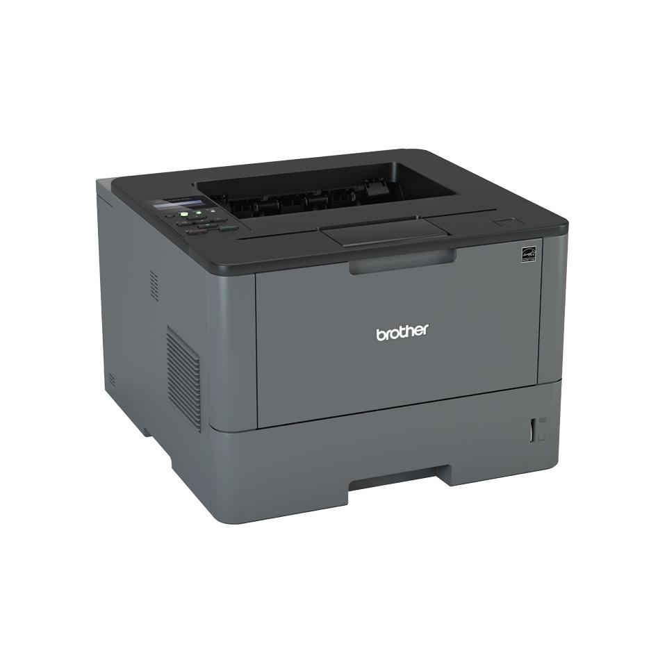 HL-L5200DW (A4, duplex, mono, 128 MB, 40 ppm, 1200 x 1200 dpi, USB 2.0, LAN, WLAN)