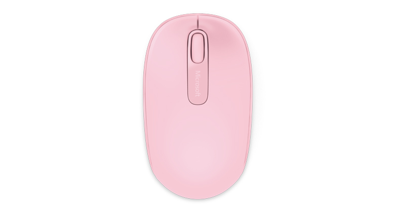 Wireless Mobile Mouse 1850 (orchid)