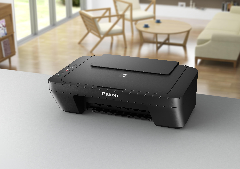 Pixma MG2550S Multifunction Printer (copy-print-scan, 4800 x 600 dpi)