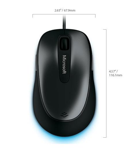 Comfort Mouse 4500 (USB)