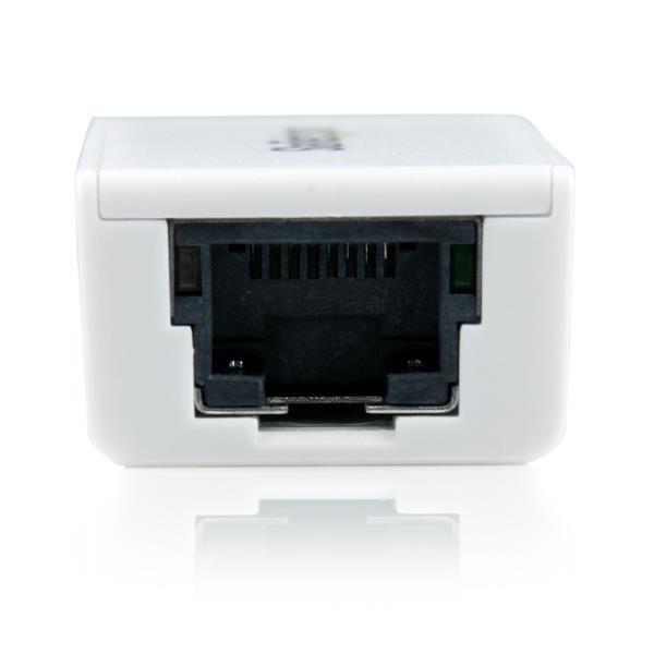 USB 3.0 naar Gigabit Ethernet Network Adapter (wit)