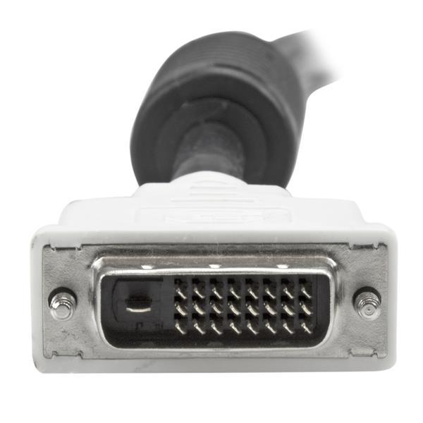 DVI-D Dual Link monitorkabel M/M (2 meter)