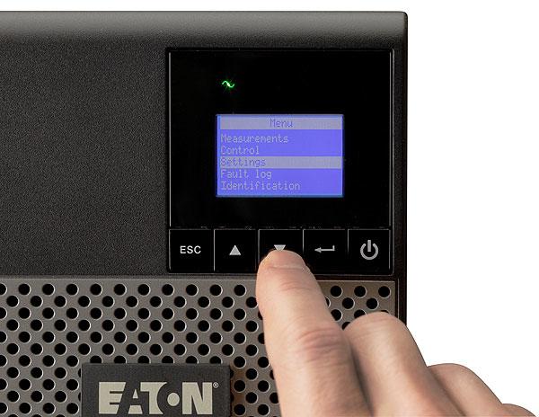 5P650i UPS (AC 160 - 290 Volt, 420 Watt, 650 VA, RS-232, USB, 4 output connectors)