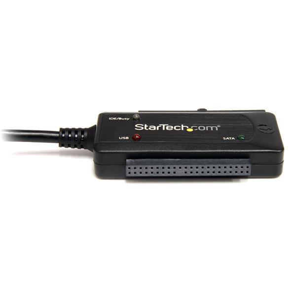 USB 2.0 naar SATA/IDE Adapter