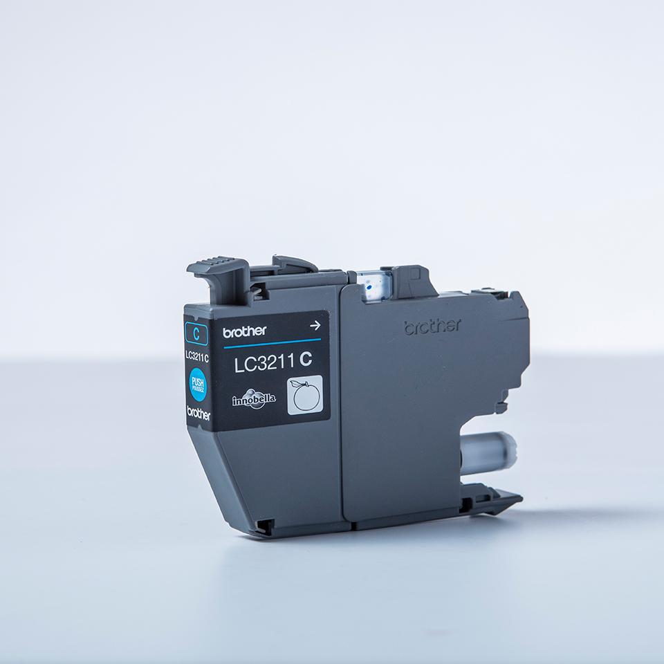 LC3211C inkjetcartridge cyaan