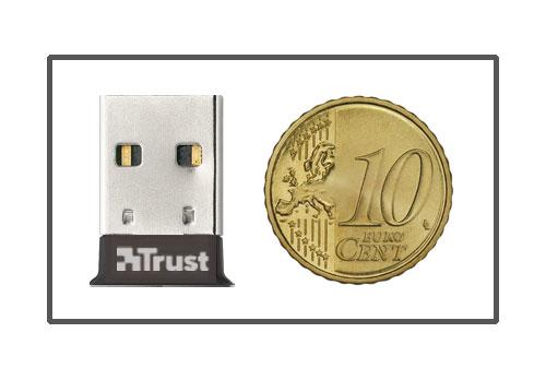 Bluetooth 4.0 USB Adapter (15 meter bereik)