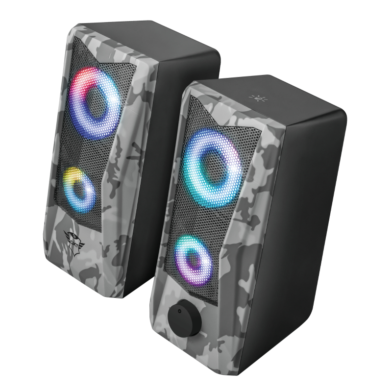 Javv Illuminated Speakers (USB)