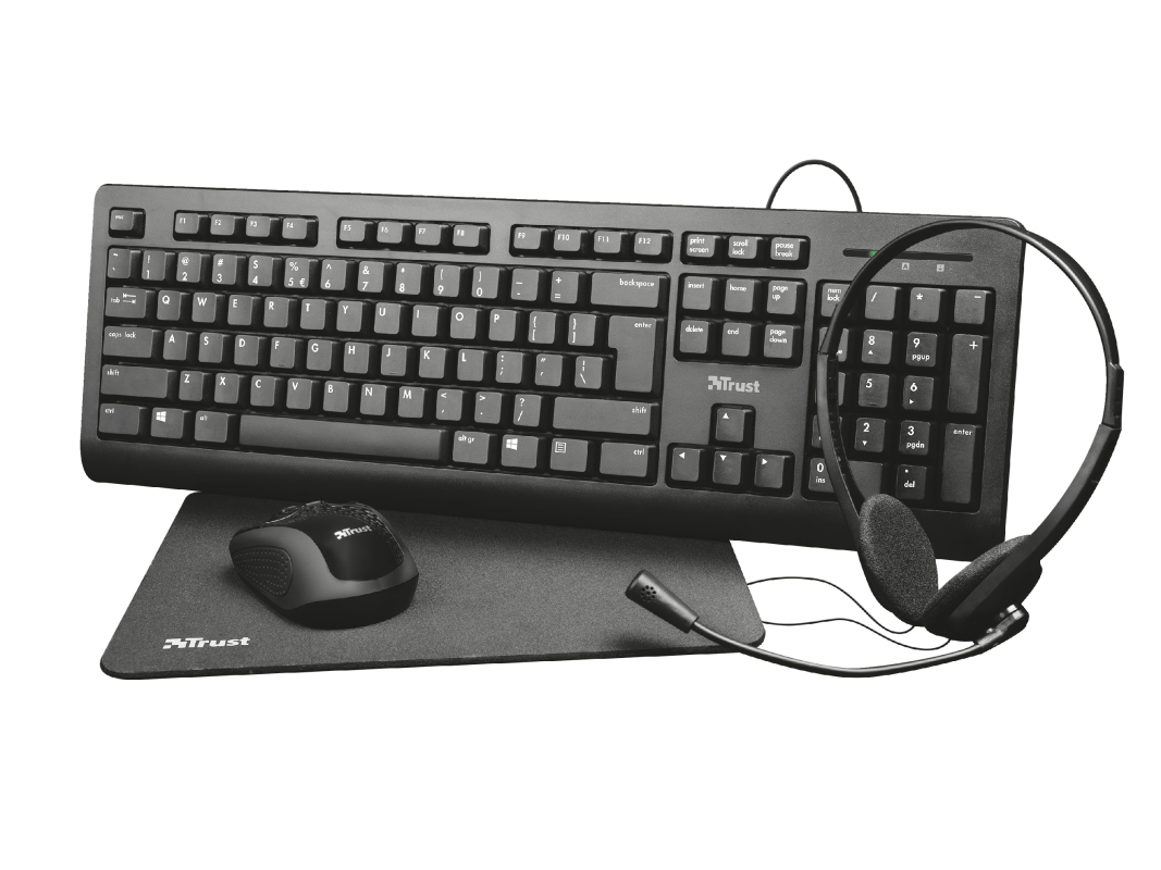 Primo 4-in-1 Home Office Set (Azerty)
