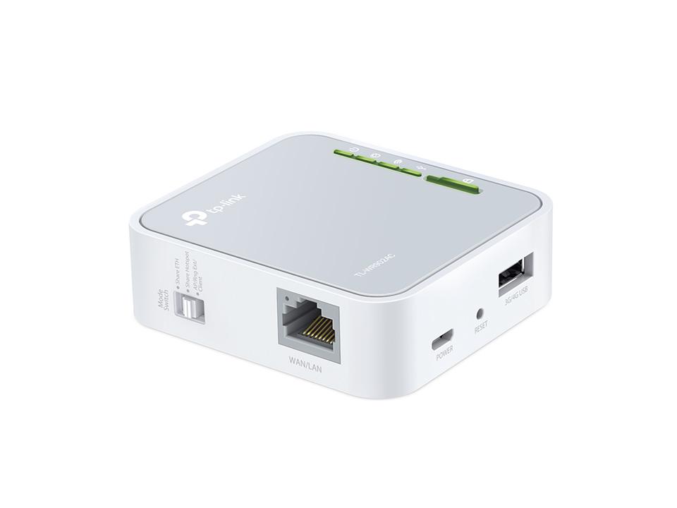 TL-WR902AC Wireless router (802.11a/b/g/n/ac, dual band)