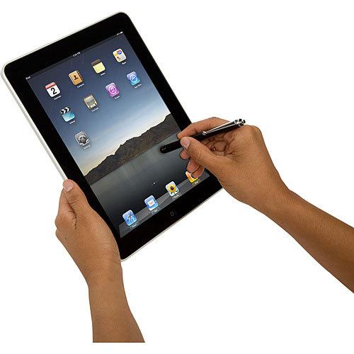 Stylus for media tablets (zwart)