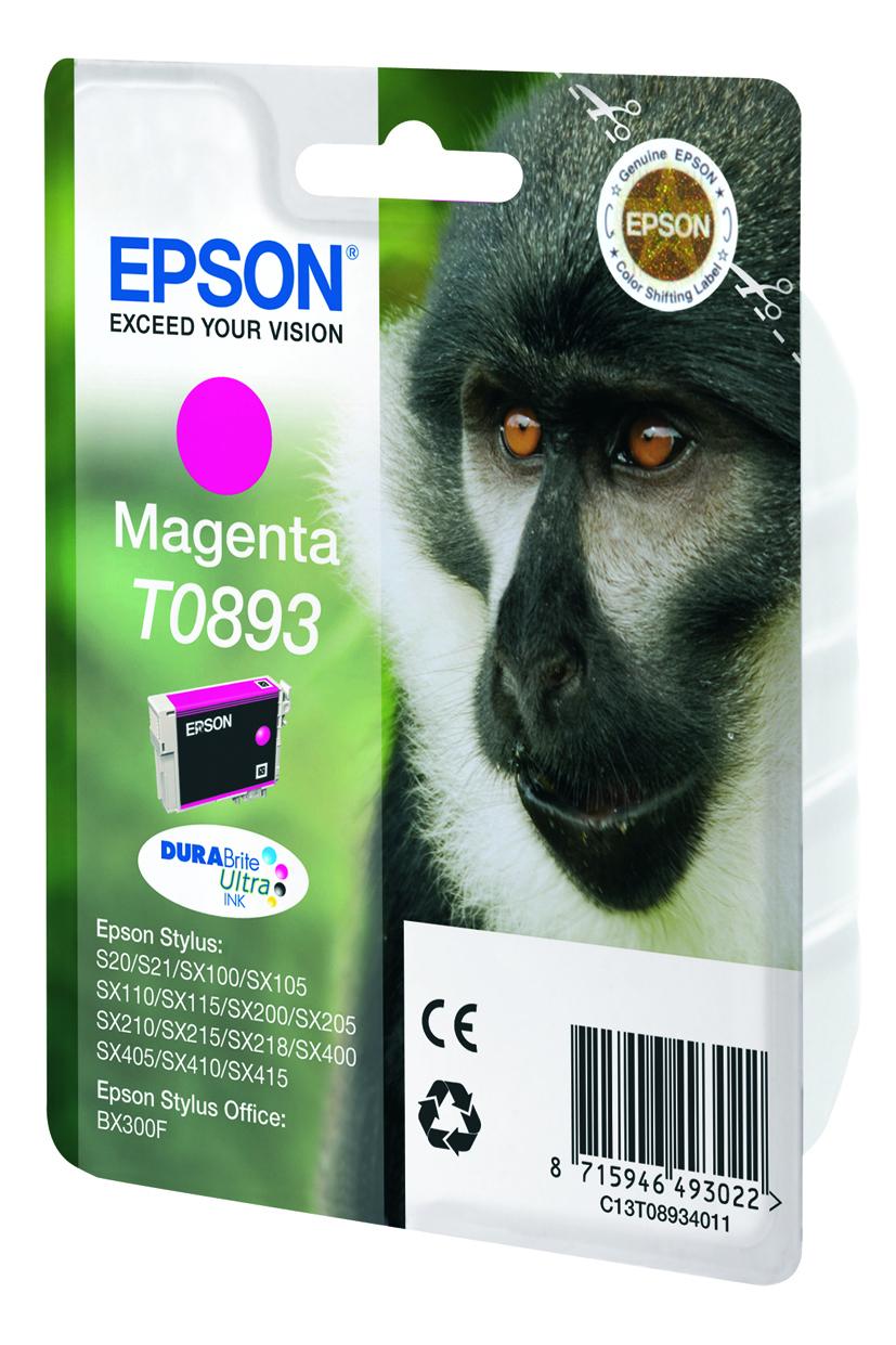 T0893 inkjetcartridge magenta