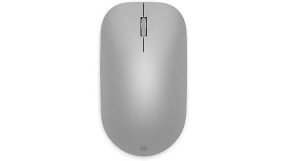 BlueTooth Mouse (BlueTrack, 1000 dpi, grijs)