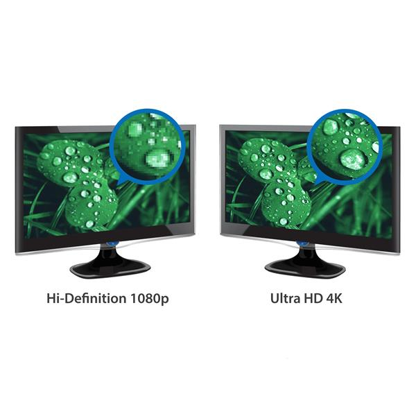USB 3.0 naar 4K DisplayPort External Multi Monitor Video Graphics Adapter