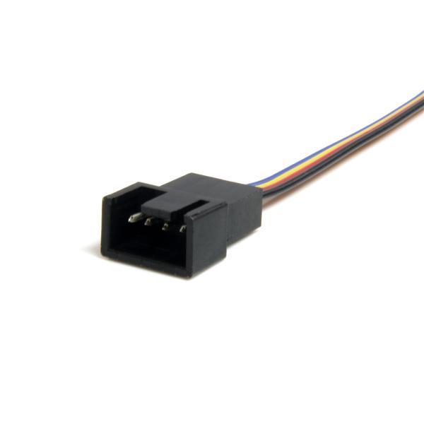 4-Pin Fan Power verlengkabel M/F (30 cm)