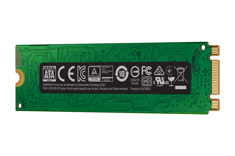 500 GB MZ-N6E500BW 860 EVO SSD (encrypted, M.2 2280, SATA 6 Gb/s, 512 MB cache, 256-bit AES, TCG Opal Encryption 2.0)