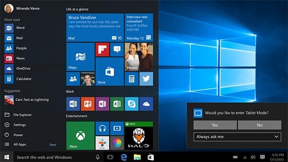 Windows 10 Home OEM (64-bit, UK)