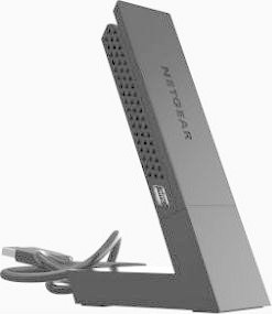 A6210 Network adapter (SuperSpeed USB 3.0, 802.11b, 802.11a, 802.11g, 802.11n, 802.11ac)