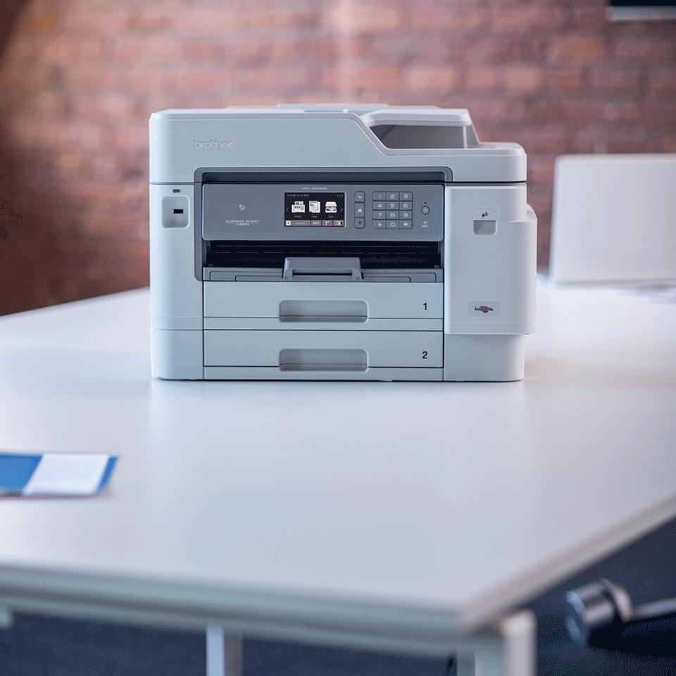 MFC-J5945DW (20 ppm, 6000 x 1200 dpi, Wi-Fi, duplex, A4, USB 2.0)