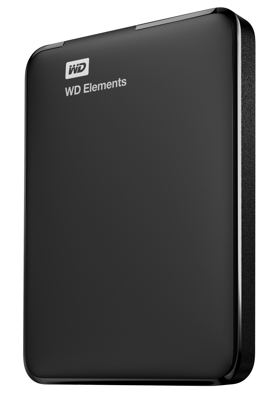 2000 GB WD Elements Portable WDBU6Y0020BBK Hard drive (USB 3.0)