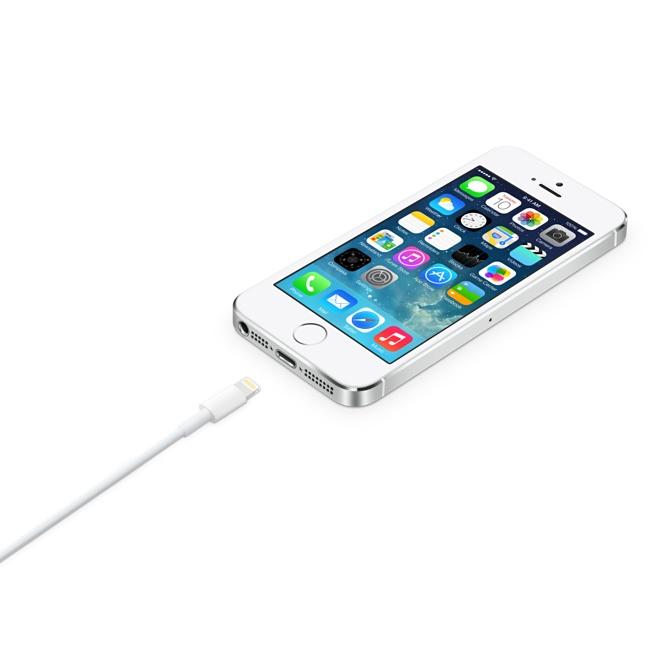 Lightning naar USB-kabel (2 meter)
