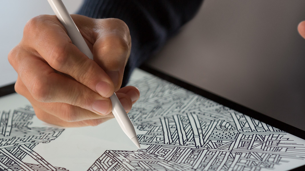Pencil Stylus voor iPad Pro
