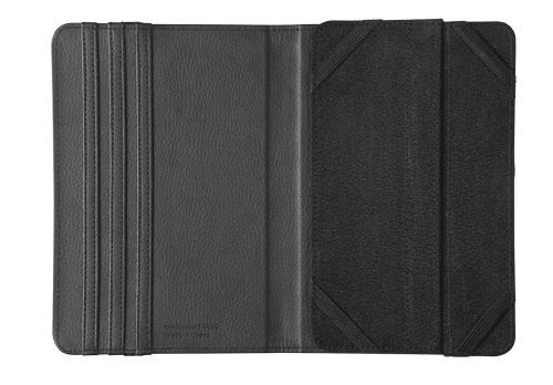 """Verso Universal Folio Stand voor 8"""" tablets (zwart)"""