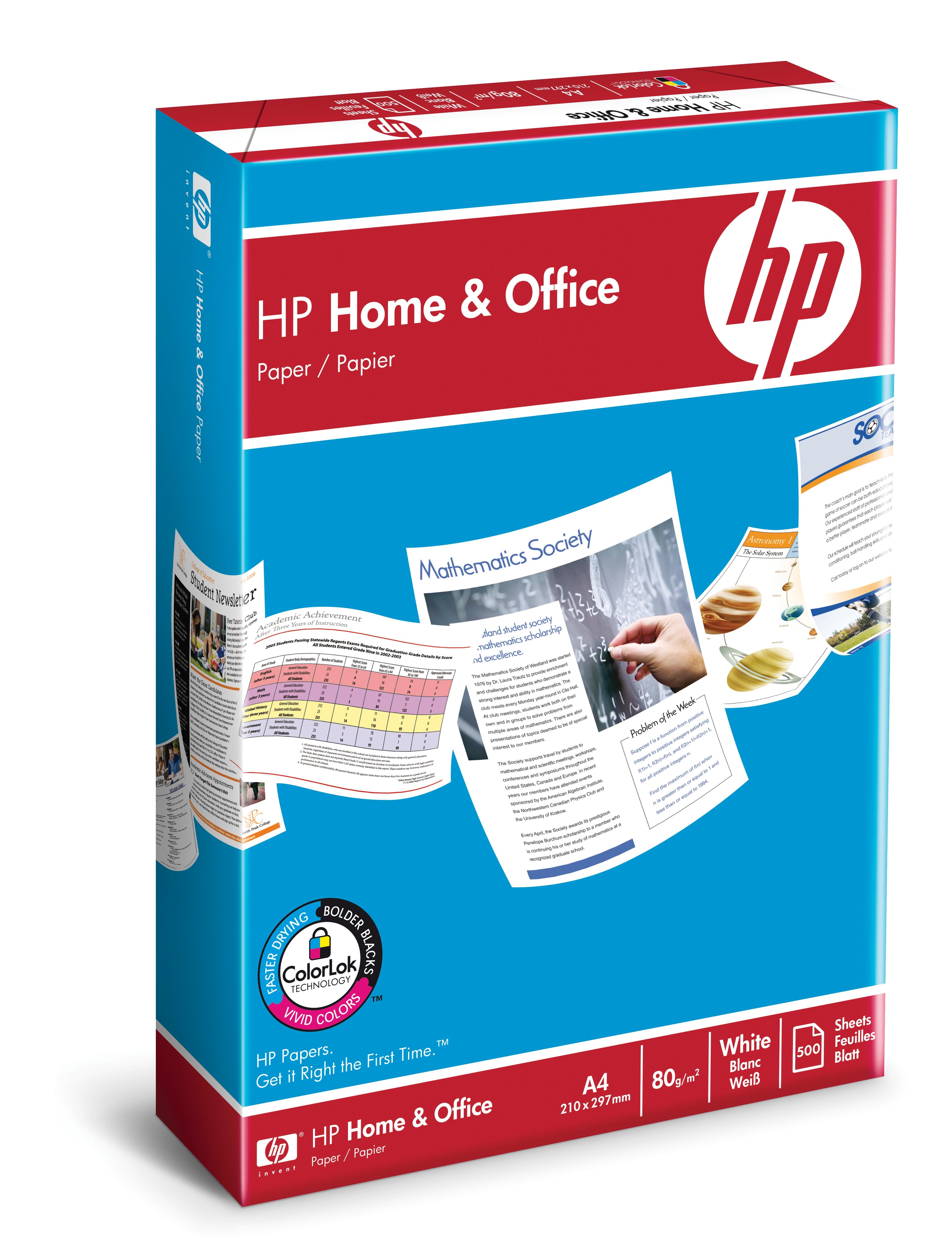 CHP150 Home & Office Paper (A4, 80 g/m², 500 vellen)