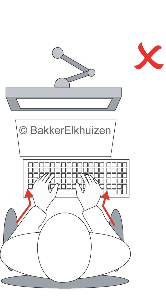 Goldtouch Adjustable Keyboard (USB, PS/2, US, zwart)