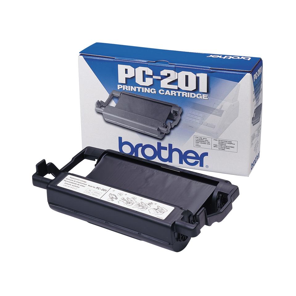 PC-201 printcartridge + navulling voor Fax-1020/1030 (420 afdrukken)