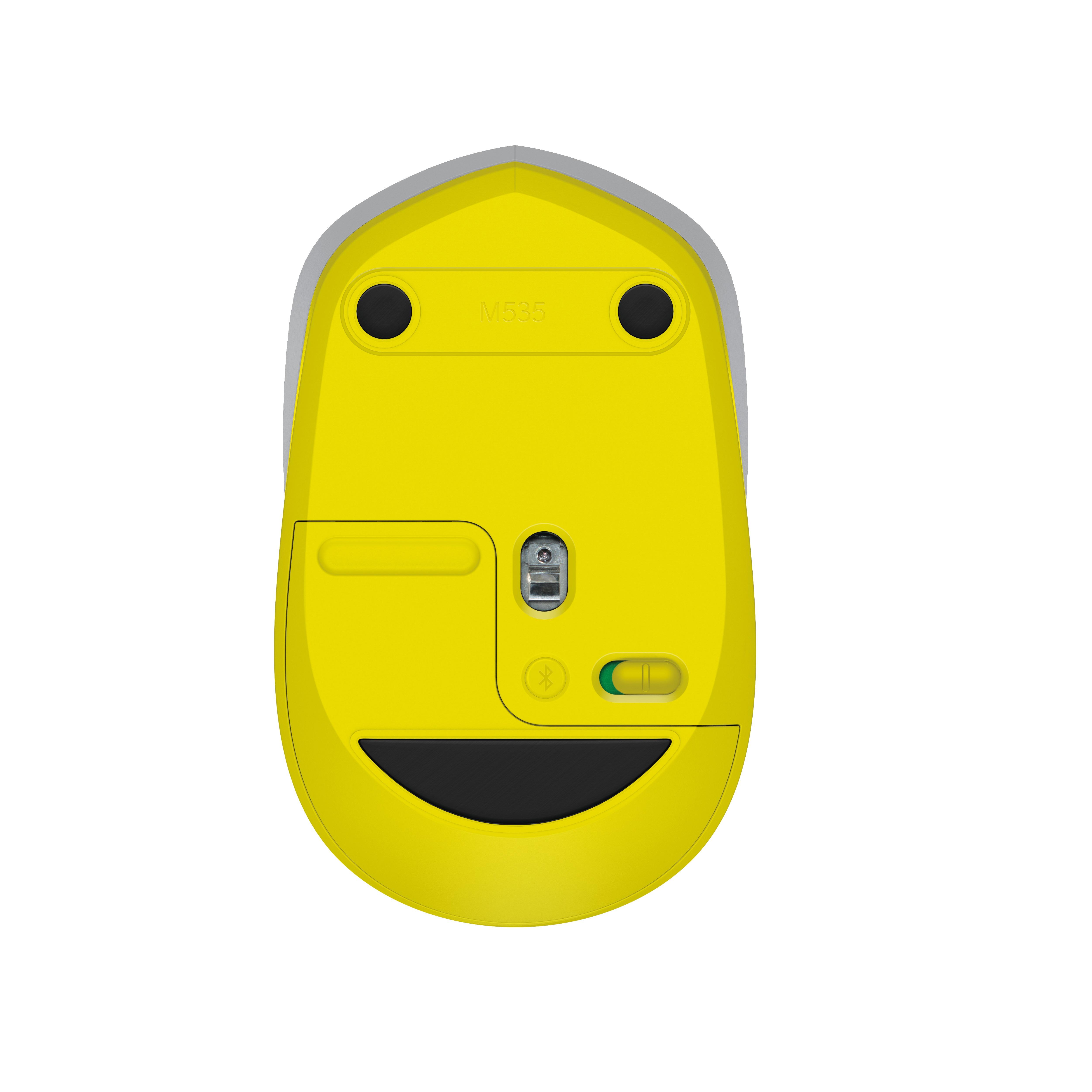 M535 Bluetooth Mouse (grijs)