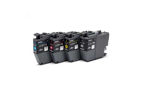 LC3217 inkjetcartridges Value Pack (zwart, geel, cyaan en magenta)