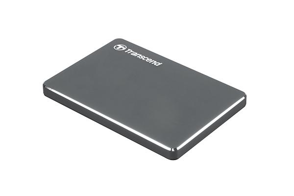 2000 GB StoreJet 25C3 Hard drive (USB 3.0, grijs)