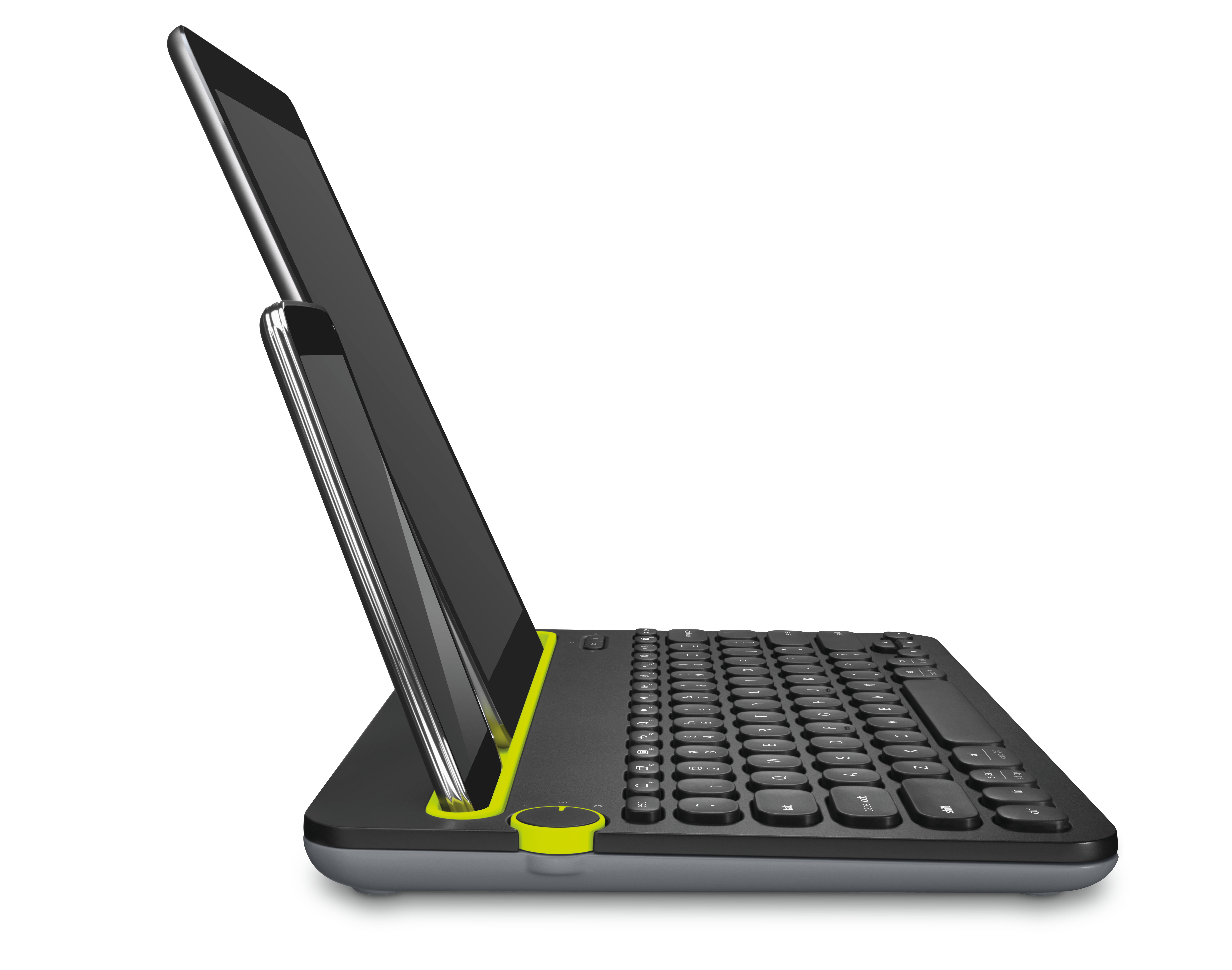 K480 Bluetooth Multi-Device Keyboard (zwart, Azerty FR)