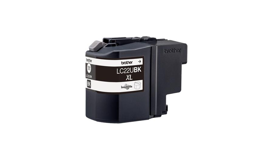 LC22UBK inkjetcartridge zwart (1.200 afdrukken)